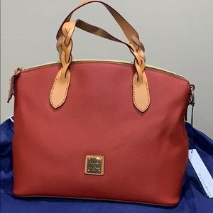 Dooney & Bourke Celeste Satchel!